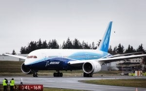 Boeing 787 © DR
