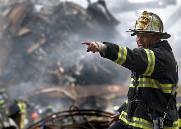 September 11, never forget…