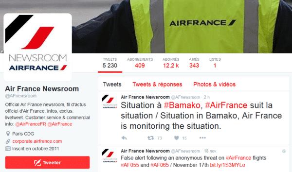 Bamako, annulation…