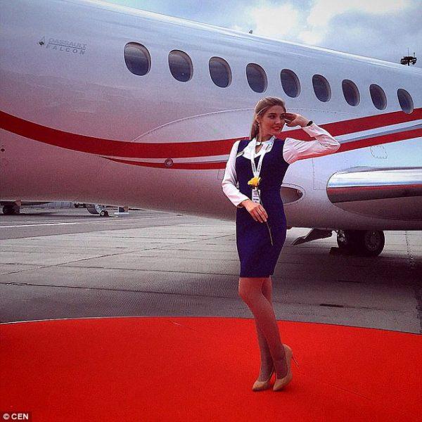 Devenir Hôtesse de l'air en Aviation d'Affaires