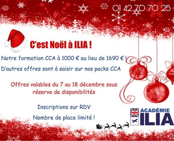Noël chez ILIA