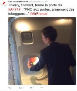 Boulette Air France © Air France
