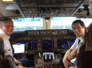 Pilotes © Air France