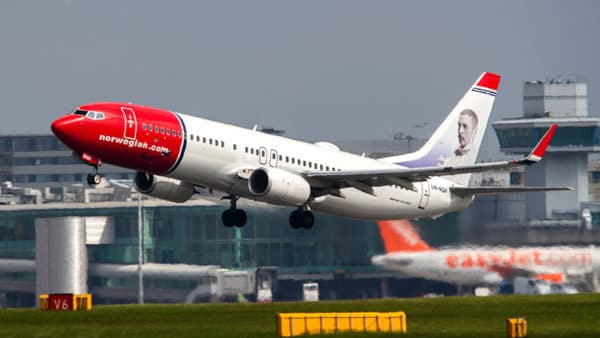 Norwegian s'implante à Paris