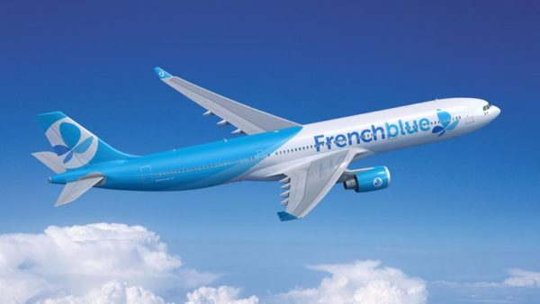 Recrutement hôtesse de l'air French Blue