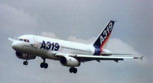Airbus A319 © Airbus