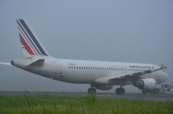 Air France, collision de deux avions…