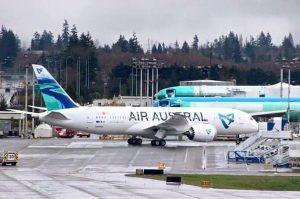 Air Austral Boeing 787 © DR