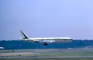 Boeing 707 Air France © clipperarctic