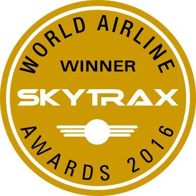 Classement 2016 des compagnies aériennes