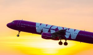 Airbus A321 Wow Air © Flickr