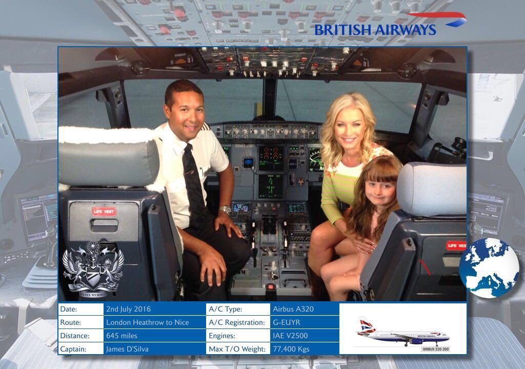 British Airways et #BAUpClose