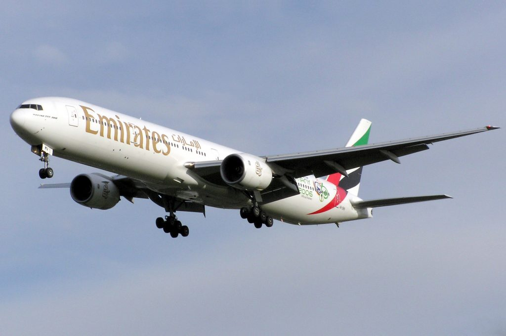 Emirates recrute à Nice