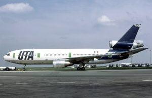 DC-10 UTA © DR
