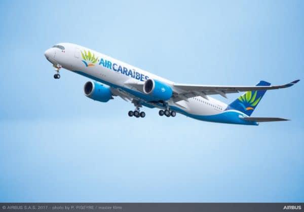 Air Caraïbes se renforce
