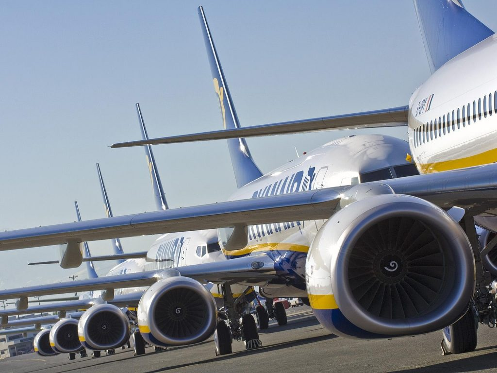 Ryanair arrive en force en France