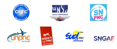 Air France, les syndicats PNC unis