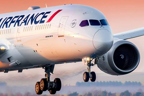 Air France, 30% d'annulations