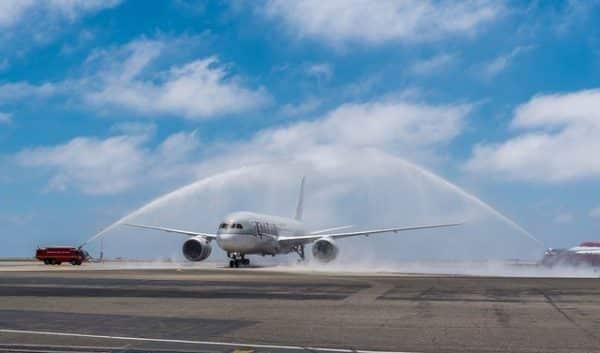 Qatar Airways, vol dérouté