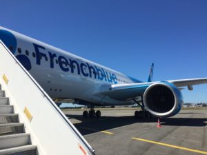 A350 de Frenchblue