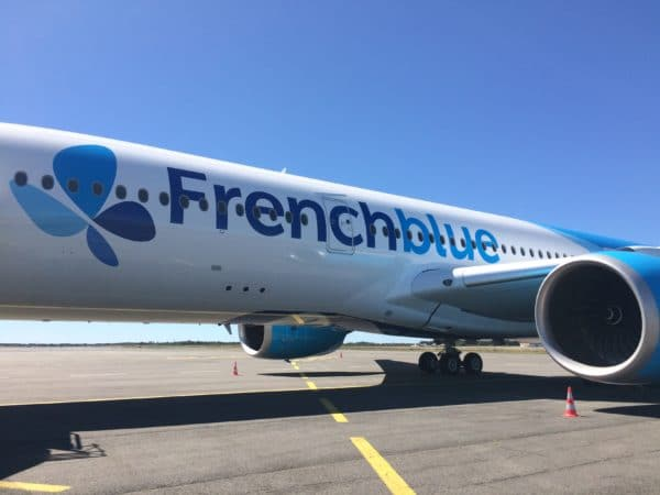 Airbus A350 de French Bee