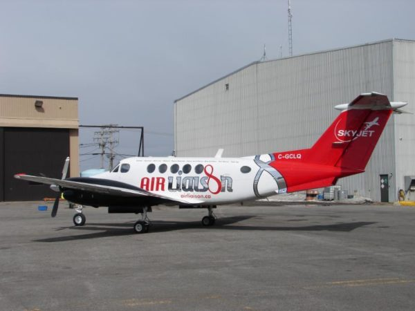 Avion Skyjet Canada