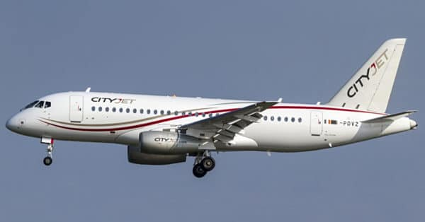 Avion Cityjet