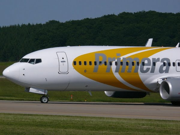 Primera Air à Paris CDG