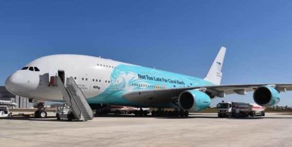 Airbus A380 HiFly