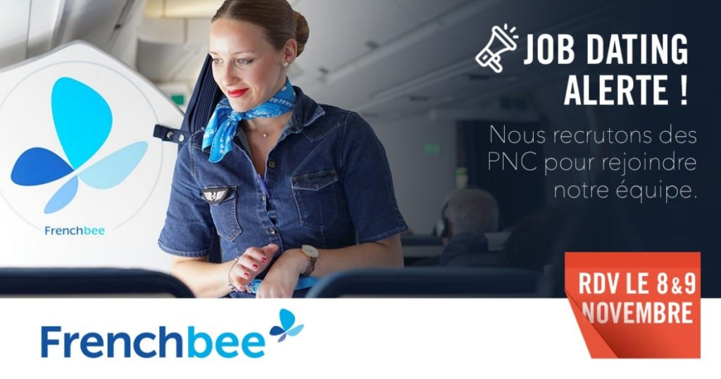 French bee recrute des PNC !