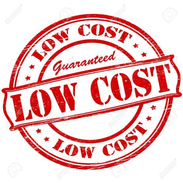 Le low-cost ça ne marchera pas !