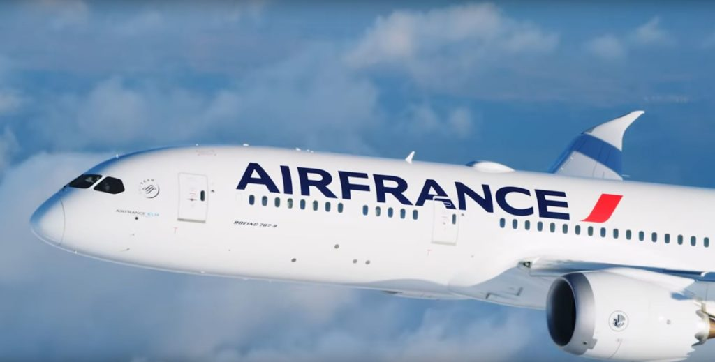 Air France recrute pour 2019
