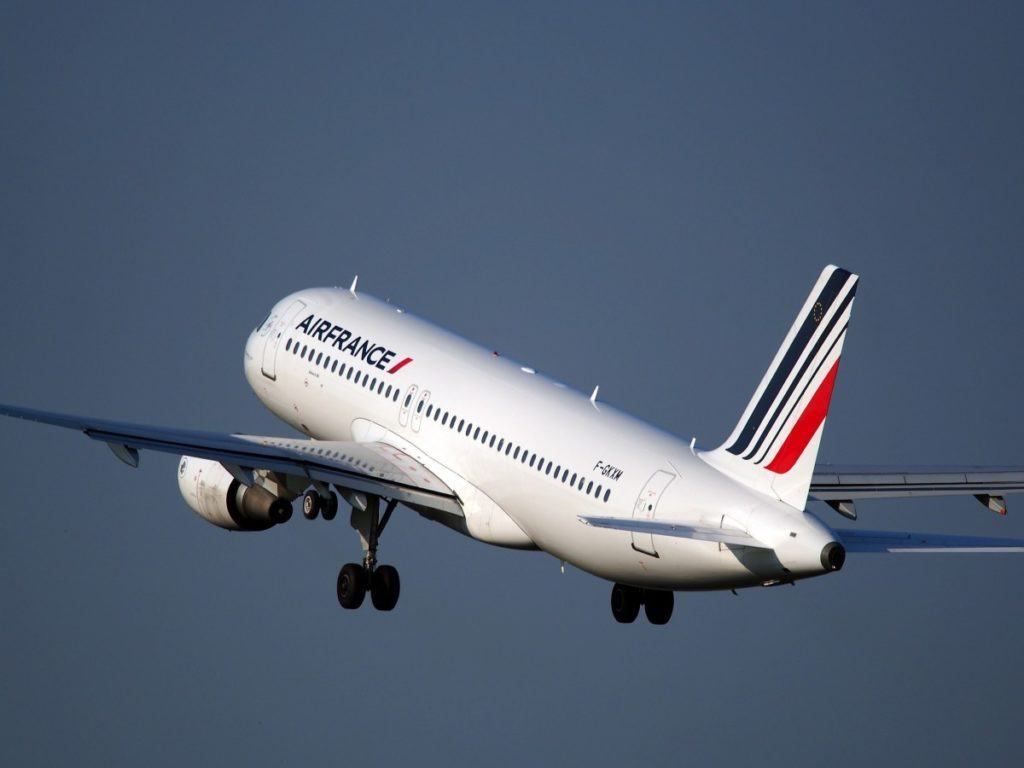 Air France, efforts et restructuration