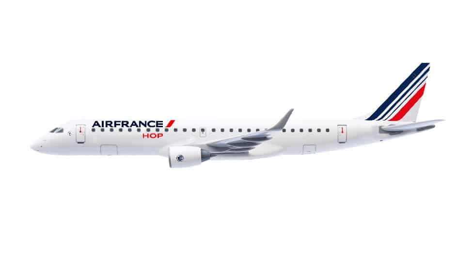 HOP! devient « Air France HOP »