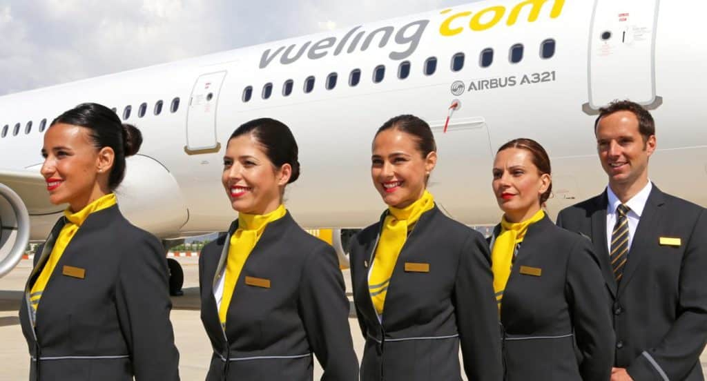 Vueling poursuit ses recrutements PNC sur Paris