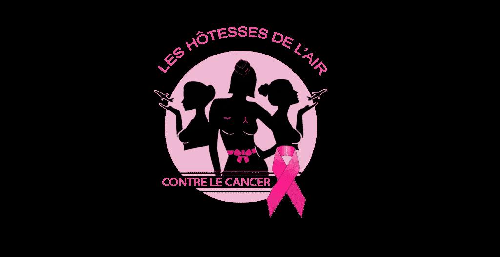 Les hôtesses de l'air contre le cancer
