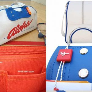 Aloha Flight Sport Bag