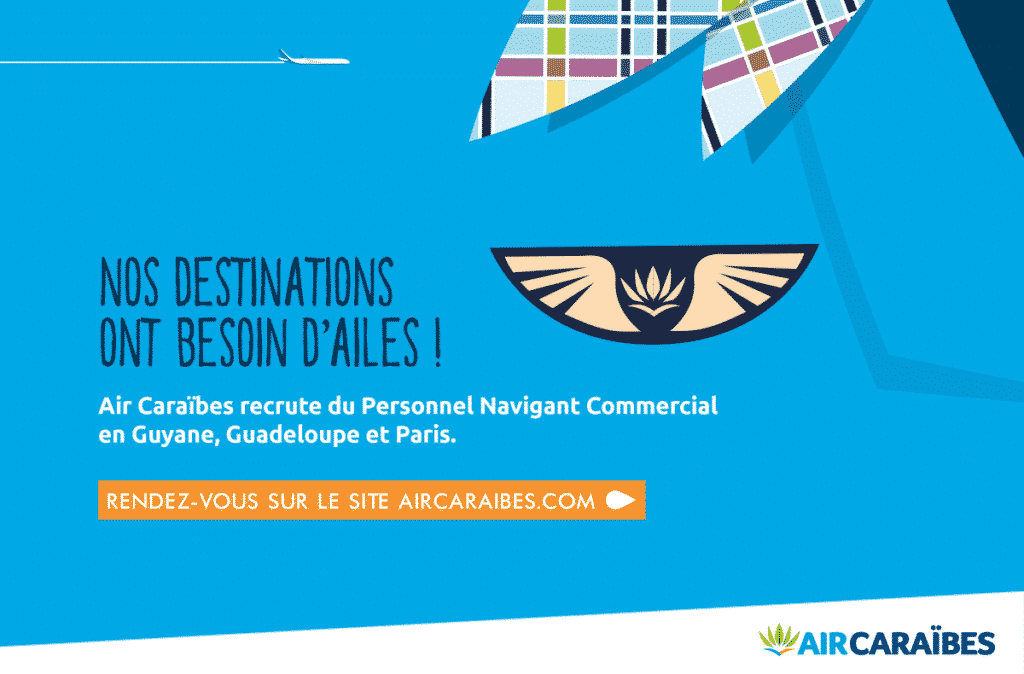 Air Caraïbes recrute EDIT