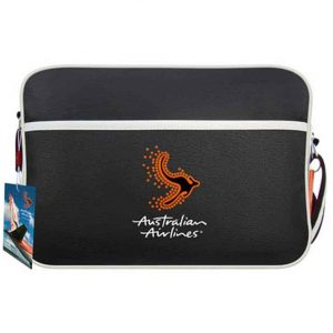 Australian Airlines Flight Retro Bag