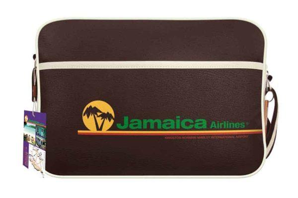 Jamaïca Airlines Flight Retro Bag