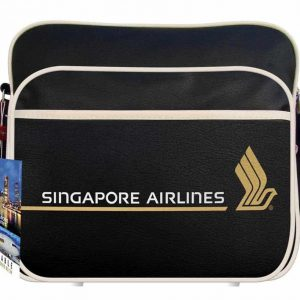 Singapore Airlines Flight Travel Bag