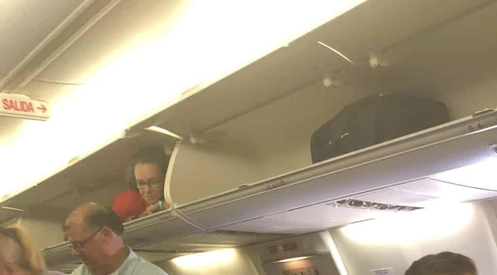 Une hôtesse de l'air de Southwest fait le buzz