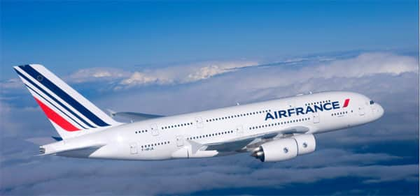 Air France recrute ses PCB 2020