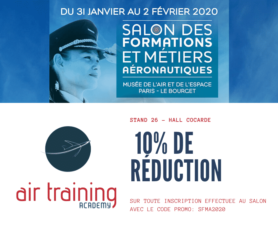 Air Training Academy au salon des formations
