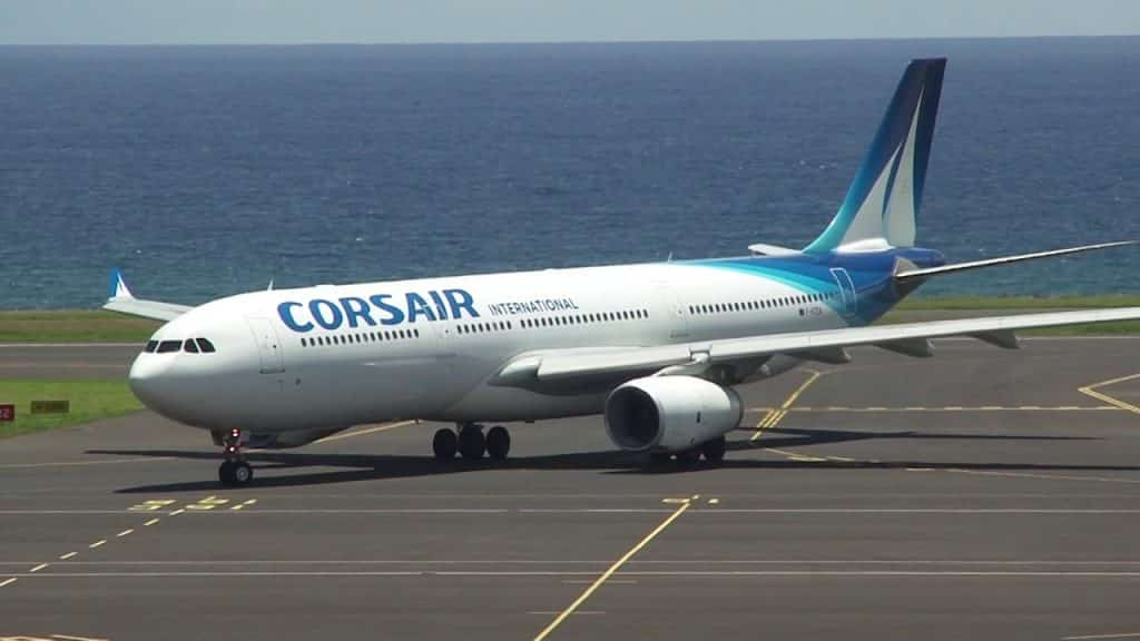 Corsair, nouvel avion Airbus A330